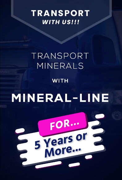 transport minerals